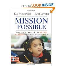 Mission Possible book cover on Amazon.com