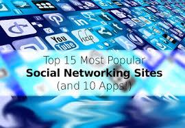 Top 15 Most Popular Social Networking Sites - McCormick-Dishman ...