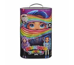 Кукла сюрприз <b>Poopsie</b> Rainbow <b>Surprise</b> Dolls Amethyst Rae Или ...