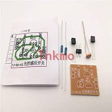 Business & Industrial <b>5Pcs DIY</b> Kit Light-Control Sensor Switch Suite ...