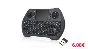<b>MT10 Wireless Keyboard Fly</b> Air Mouse for Android Smart TV Box PC