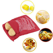 <b>1PC Microwave Potato Bag</b> Baking Potatoes Cooking Bag ...