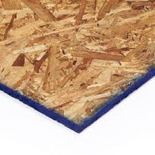 <b>1</b>/<b>2 4</b> ft. x <b>8</b> ft. Oriented Strand Board-660663 - The Home Depot