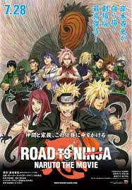 Naruto the Movie: Road to Ninja (2012)