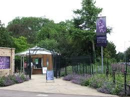 Jardin botanique de l'université de Cambridge