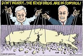 Afbeeldingsresultaat voor the Koch Brothers