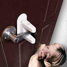 <b>Door Lever Lock</b> Baby And Child Proof Safety Living Room ...