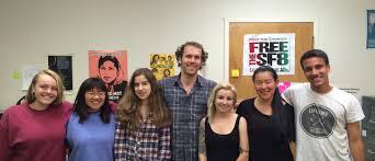 student internships lspc lspc s summer 2016 interns left to right jessie richards jaydee lee anna