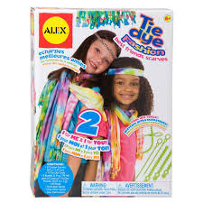ALEX Toys Do-it-Yourself Wear Tie Dye <b>Fashion Best Friends</b> Scarves