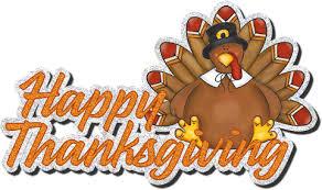 October 25th/16 - Thanksgiving