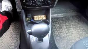 Короткий рычаг <b>акпп</b> Nissan Almera g15 - YouTube