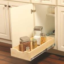 soft close drawers box: real solutions for real life  in h x  in w  in d soft close wood drawer box pull out cabinet organizer wmub   r asp the home depot