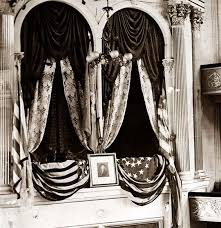 「lincoln room in Ford's Theater in Washington, D.C」の画像検索結果