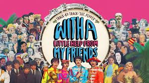 The <b>Beatles – With</b> a Little Help from My Friends Lyrics | Genius Lyrics