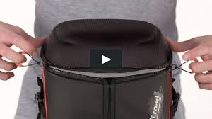 <b>Manfrotto Off road</b> Stunt Backpack – tutorial video on Vimeo