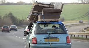 Как ГИБДД штрафует за <b>багажник</b> на крыше машины - ГАИ ...