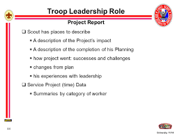 university 11 14 1 eagle scout service project fundamentals ppt 44 university