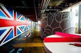 1 google london uk awesome office design