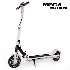 Mega Motion Electronic Scooter Long-Range Battery 300w Motor ...