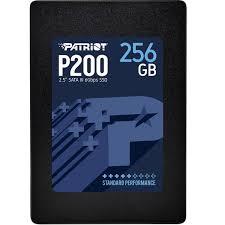 <b>Внутренний SSD накопитель</b> Patriot <b>256GB</b> P200S256G25 купить ...