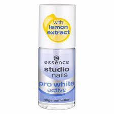 <b>Отбеливающий лак для</b> ногтей Pro White Active <b>Essence</b> купить ...