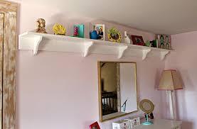 diy wall shelves wooden material