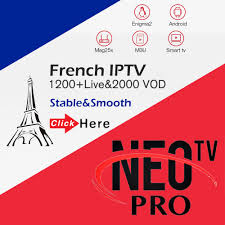 Best <b>Arabic</b> French NEO <b>IPTV</b> for 1 year with 1200+ channel ...