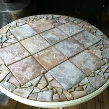 40 Trendy diy outdoor table top tile | Мозаичные столы ...