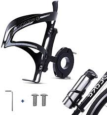 UK <b>2PCS Aluminum Alloy</b> Adjustable MTB <b>Bike</b> Drink Water Bottle ...