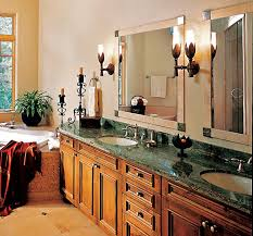 bathroom mirror lights rustic bathroom mirrors lighting ideas