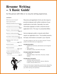 10 how to write a basic resume for a job daily chore checklist related for 10 how to write a basic resume for a job