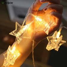 Woodpow <b>Love</b> Heart String Fairy Light Christmas <b>LED</b> Garland AA ...