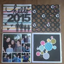 mandy reedyk happy scrappin project life 2015 cover page ideas hope you all have a wonderful 2015 and please my blog regularly for pocket style layouts scrapbook layouts and card making ideas