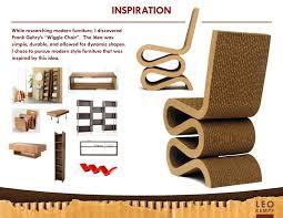 leo kempf cardboard furniture cardboard furniture diy