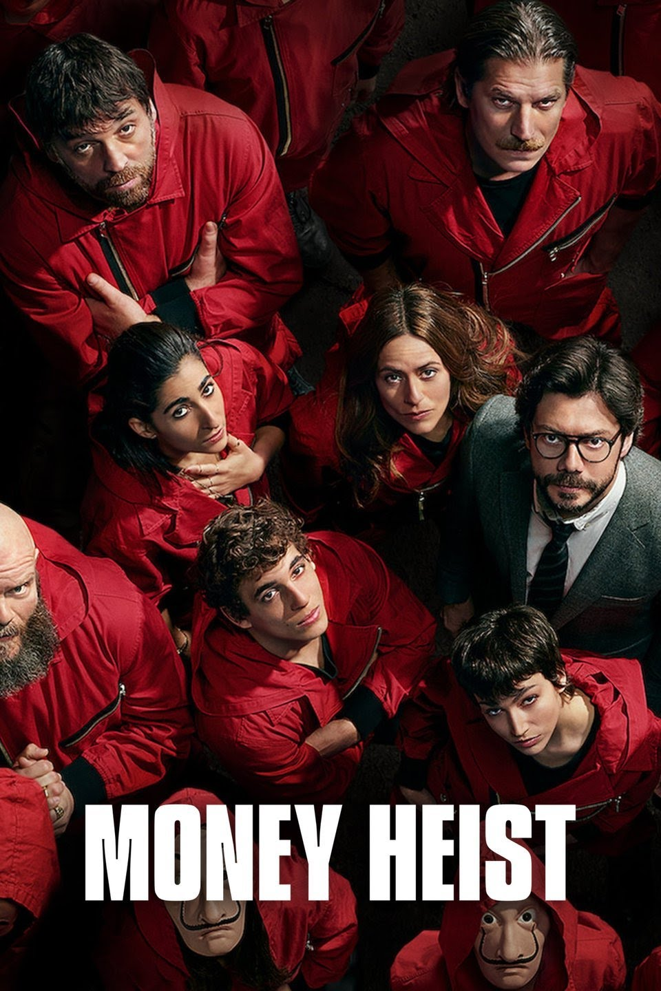 Money Heist (Season 1 – 4) Dual Audio {English-Spanish} 480p | 720p | 1080p
