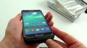 ОБЗОР: Усиленный <b>Чехол</b>-<b>Аккумулятор</b> для <b>Samsung Galaxy</b> S4 ...