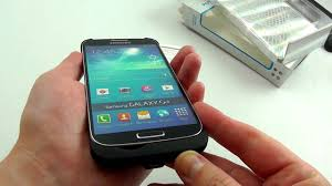 ОБЗОР: Усиленный <b>Чехол</b>-<b>Аккумулятор</b> для Samsung Galaxy S4 ...