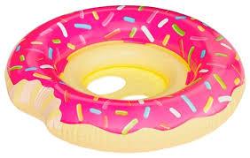 <b>Круг надувной</b> детский <b>BigMouth Pink</b> Donut BMLF-0002 — купить ...