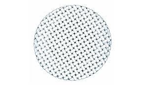 <b>Тарелка круглая</b> 32 см. хрустальная Plate Large Bossa Nova ...