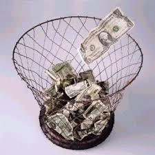 Nhiều doanh nghiệp đã lãng phí tiền bạc một cách vô ích