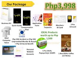 our packages ideal prime ventures