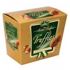 <b>Конфеты трюфели Fancy</b> Truffles hazelnut flavour Maitre Truffout ...