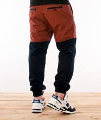 <b>Turbokolor</b>-Trainer <b>Chinos</b> 2-tones Burgundy/Navy | Мужская ...