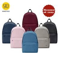 <b>NINETYGO</b> 90FUN Young College Backpack 15L Capacity Bag...