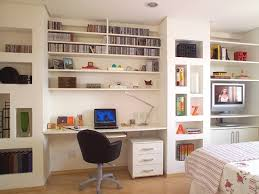 bedroom office design 550x412 how to create the bedroom office design bedroom office combination