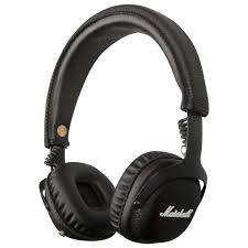 Купить <b>Наушники</b> Bluetooth <b>Marshall Mid</b> Bluetooth Black в ...