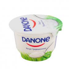 danone йогурт густой натуральный 3 3 110 г