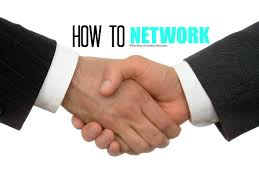 how to network no bullshit business cards needed cmq