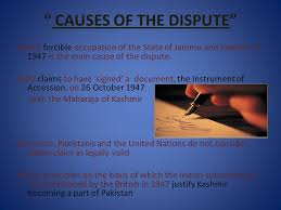 kashmir issue essay   essay topicsthe kashmir conflict is a dispute between india