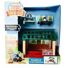 Паровозик Томас и его друзья Wooden Railway фигурки игровые ...